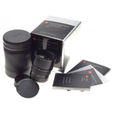 LEICA APO-Summicron-M 1:2/90 mm ASPH. 6-Bit MINT 11884 M9 M240 M10 f=90mm LENS
