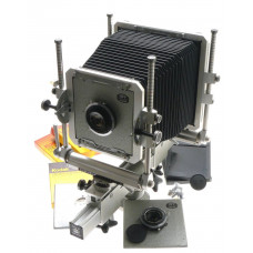 M.P.P MONORAIL FIELD CAMERA KIT 2 RODENSTOCK LENSES APO-RONAR 240mm ANGULON 4x5