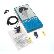 ASSMANN LADYPHON MINIATURE DYNAMIC EARPHONE SYSTEM NEW